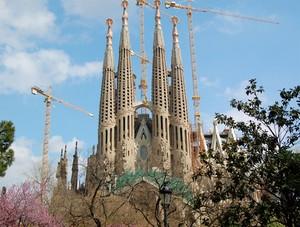 Sagrada família Barcelona (Foto: Divulgação)