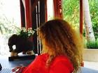 Beyoncé posta foto em rede social e alimenta rumores de gravidez