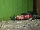 'Extintores não funcionaram', diz interno de clínica incendiada no RS