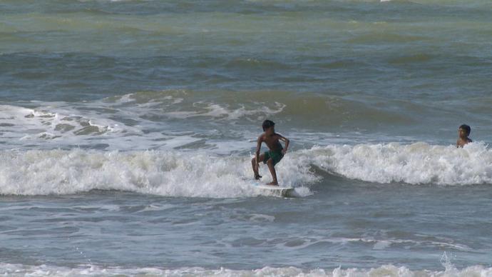 Surfe (Foto: Divulgação/TV Gazeta ES)