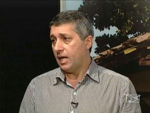 Superintendente de Polícia Civil do Interior (SPCI), Jair Paiva. (Foto: Reprodução/TV Mirante)