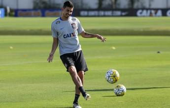 Após semana cheia, Pedro Henrique prevê zaga mais segura no Corinthians