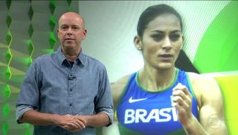 Controle de dopagem brasileiro acha pena de Ana Claudia Lemos branda e recorre