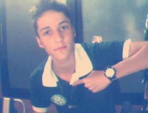 Meu Palmeiras - Murilo Ribeiro (Foto: Arquivo Pessoal)