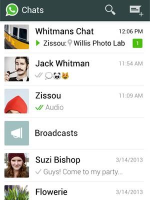 O WhatsApp passou dos limites