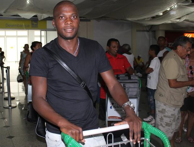 Jorginho, ex-Palmeiras, chega ao Piauí (Foto: Josiel Martins/GLOBOESPORTE.COM)