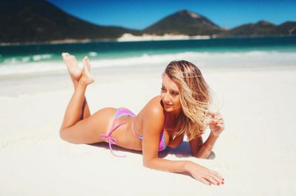 Ana Paula Siebert (Foto: Reprodução/Instagram)
