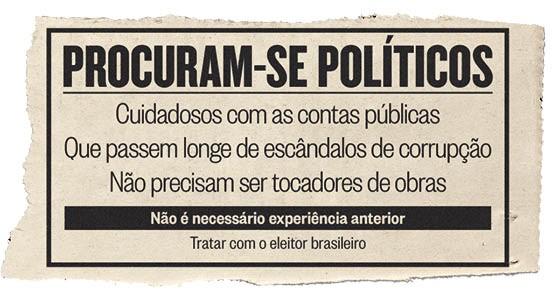 Porcuram-se políticos (Foto: ÉPOCA)