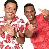 É o Tchan e Leo Santana (Foto: Divulgação)