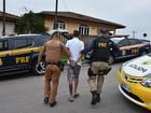 Polícia prende quadrilha suspeita de assaltos violentos a ônibus no Paraná