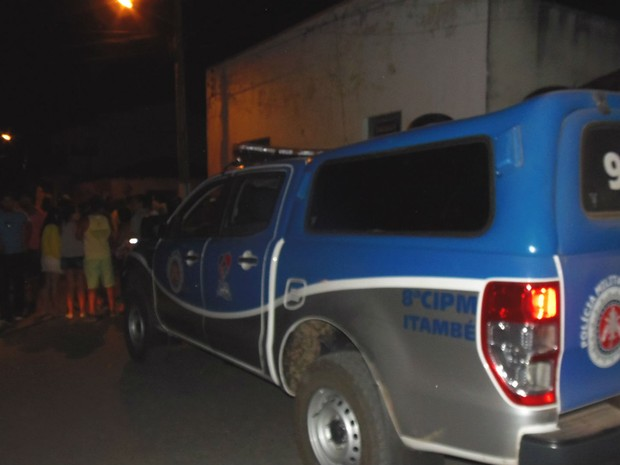 Homem morreu e outro ficou ferido durante caminhada eleitoral no sudoeste da Bahia (Foto: Itambé Agora)