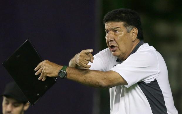 Joel Santana, Vasco X Vila Nova (Foto:  Marcelo Theobald / Agência O Globo)