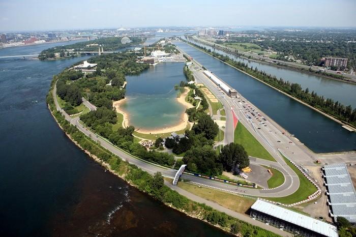 Circuito Gilles Villeneuve : Sinal verde globoesporte