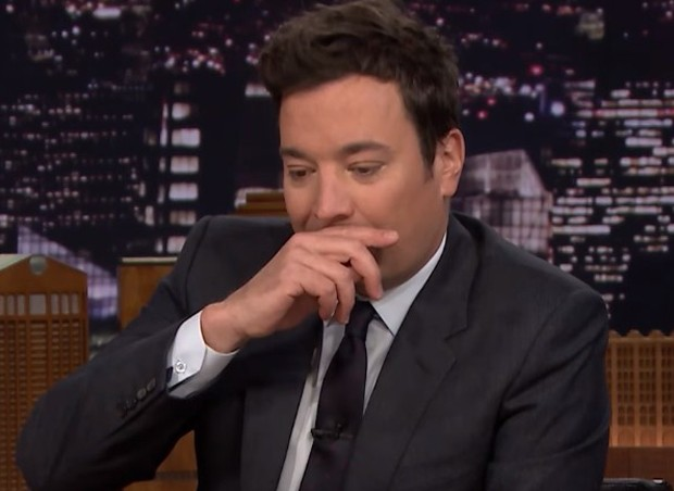 Jimmy Fallon se emociona ao falar da morte da mãe (Foto: Reprodução)