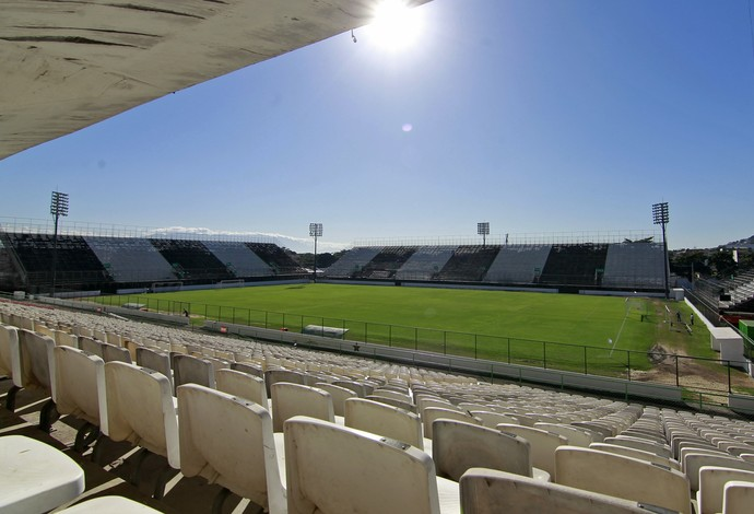 Arena Botafogo (Foto: Vitor Silva/SSPress/Botafogo)