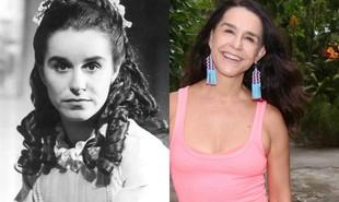Lucélia Santos foi a protagonista de 'Sinha moça', novela exibida pela Globo em 1986, que acaba de voltar ao ar no Viva . O último trabalho dela na Globo foi na 'Dança dos famosos' (2014). No ano passado, a atriz ficou em cartaz com o monólogo 'Teresinha' | Acervo Globo / Marcos Ramos