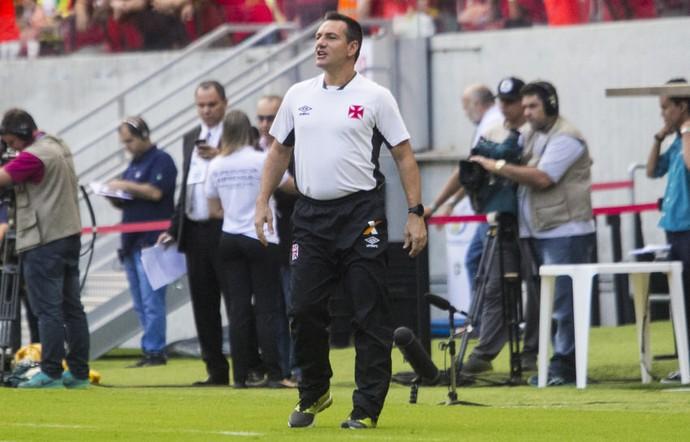 Doriva Sport Recife x Vasco - Campeonato Brasileiro 2015 (Foto: Paulo Fernandes/Vasco.com.br)