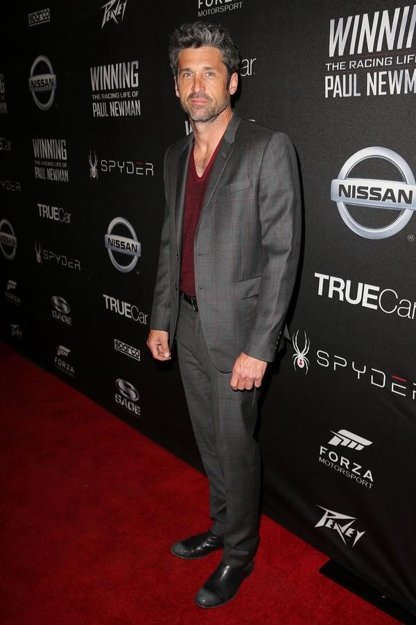 O ator Patrick Dempsey, de Grey's Anatomy (Foto: Getty Images)