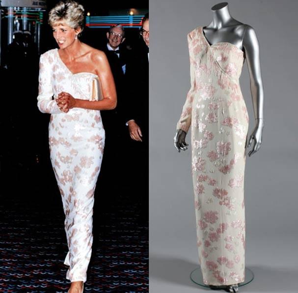 Mais um vestido que irá a leilão no dia 19 de março (Foto: Reprodução)