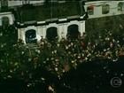 Mais de 50 pessoas são detidas após manifestação em Belém
