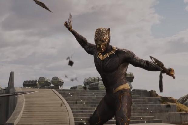Primeiro trailer de Pantera Negra, filme da Marvel (Foto: reprodução )