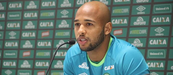 Sérgio Manoel Chapecoense (Foto: Cleberson Silva/Chapecoense)