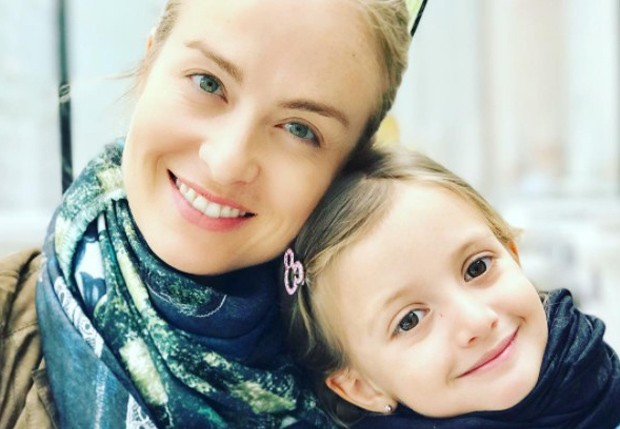 Angélica e Eva (Foto: Reprodução/Instagram)