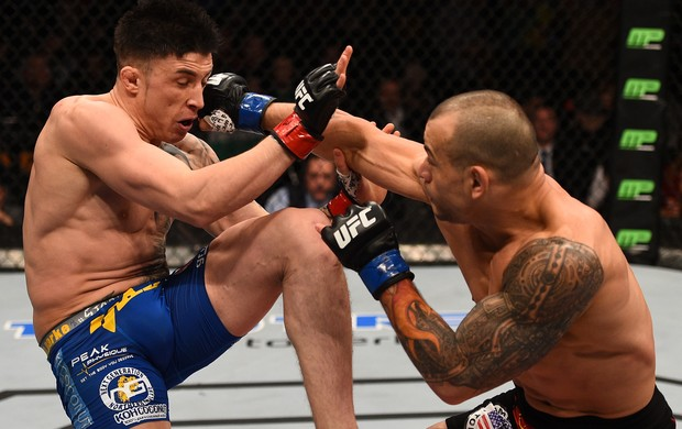 UFC Fight Night: Parke x Tibau (Foto: Jeff Bottari/Zuffa LLC UFC)
