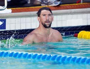 Michael Phelps, natação, GP de Santa Clara (Foto: Reuters)