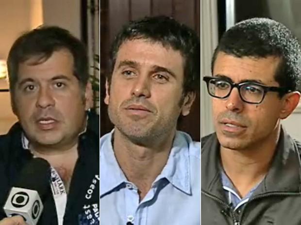 Artistas lamentam a morte do ator e diretor Marcos Paulo (Foto: Mais Você / TV Globo)