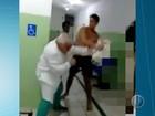 Médico é agredido por paciente em unidade de saúde no litoral Sul do RN