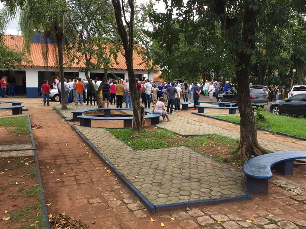 Crime aconteceu na tarde desta quinta-feira (29) (Foto: Bruna Bachega/TV Fronteira)