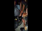 Trio que transportava carga de droga no estepe é flagrado na BR-101; vídeo