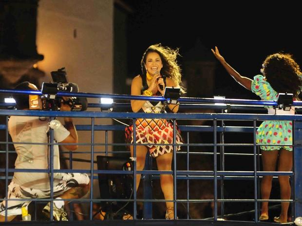 Daniela Mercury (Foto: Jailson Barbosa/Agência Edgard de Souza)