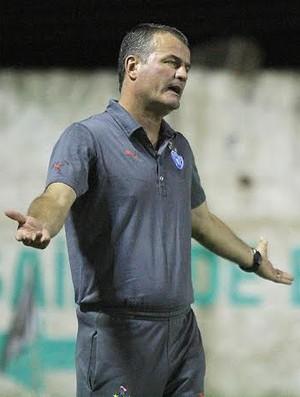 Mazola Júnior, técnico do Paysandu (Foto: Ailton Cruz/ Gazeta de Alagoas)