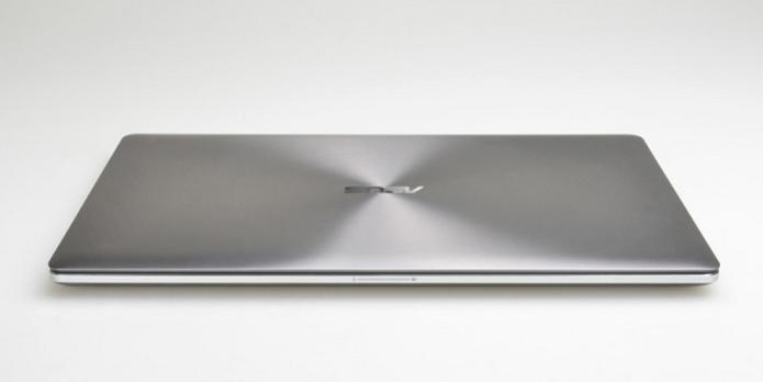 Novo Zenbook tem visual e hardware avançados (Foto: Divulgação/Asus) (Foto: Novo Zenbook tem visual e hardware avançados (Foto: Divulgação/Asus))