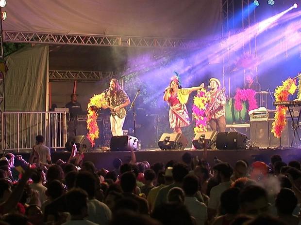 Pré-carnaval de Fortaleza chega ao último fim de semana (Foto: TV Verdes Mares/Reprodução)