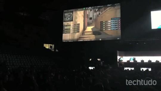 ESL Pro League 4 de CS:GO traz maratonas de jogos e torcida barulhenta