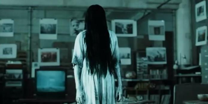 """Cena de """"O Chamado"""" original; filme estreou em 2002 (Foto: Reprodução)"""