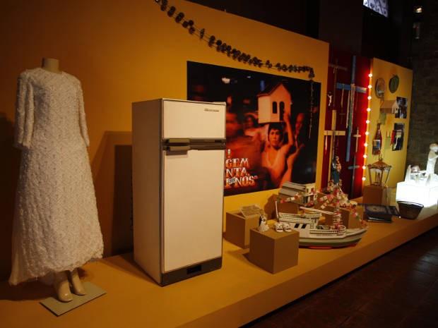 Objetos de promessas inusitadas estão guardados no Museu do Círio (Foto: Fernando Araújo / O Liberal)