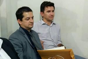 Edicarlos Olegini, Presidente União EC (Foto: Olímpio Vasconcelos)