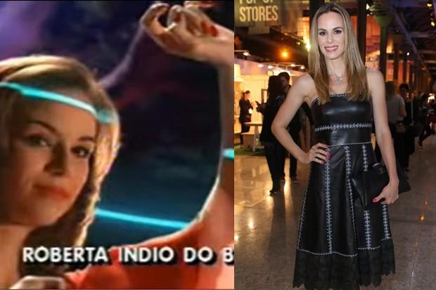 Atrizes que fizeram aberturas de novela antes da fama (Foto: TV Globo e Daniel Pinheiro/AgNews)