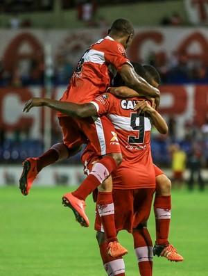 CRB x Coruripe, no Rei Pelé (Foto: Ailton Cruz/Gazeta de Alagoas)