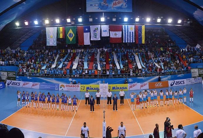 Rio de Janeiro X Osasco - final sul-americano (Foto: João Pires/Fotojump)