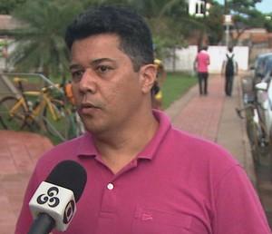 Alexandre La Torre, presidente da FAC (Foto: Reprodução/Rede Amazônica Acre)