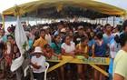 Procissão fluvial inicia festejos na cidade de Borba (Divulgação/Neto Azevedo)