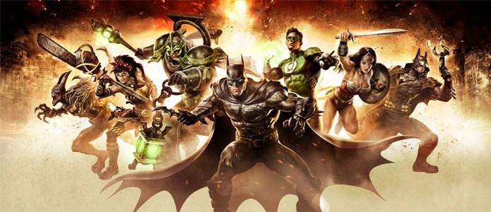 Infinite Crisis é um dos Mobas similares a League of Legends (Foto: Divulgação) (Foto: Infinite Crisis é um dos Mobas similares a League of Legends (Foto: Divulgação))