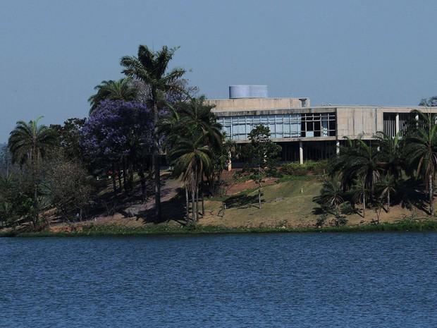 Museu de Arte da Pampulha é um dos atrativos da capital (Foto: Carlos Alberto/Imprensa MG)