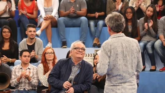 Serginho Groisman e Artur Xexéo relembram momentos ao lado de Hebe Camargo