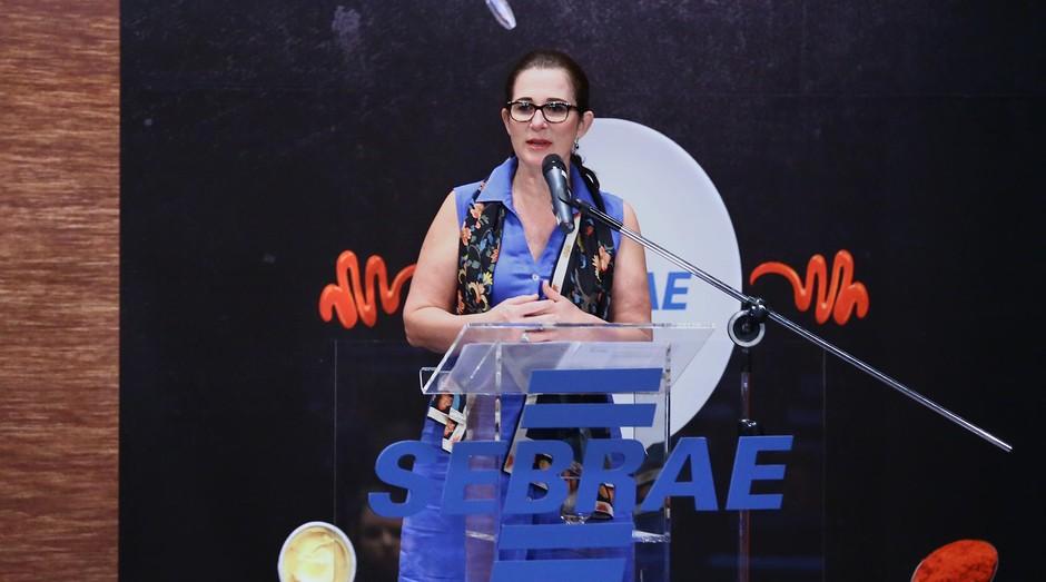 Para diretora do Sebrae, os empreendedores brasileiros devem desenvolver e fortalecer estratégias de diferenciação para se manter, prosperar e crescer. (Foto: Charles Damasceno / SEBRAE)